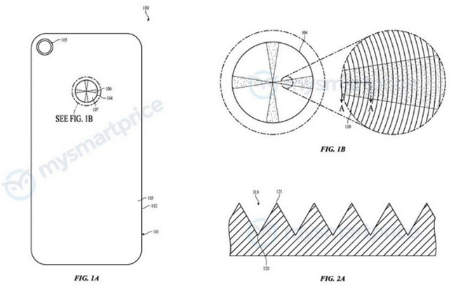 Bằng sáng chế mới của Apple hé lộ thiết kế iPhone trong tương lai - 1