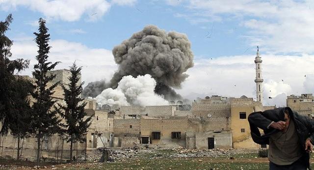Nga nghi ngờ phiến quân đã sử dụng vũ khí hóa học trong vụ tấn công ở Aleppo. (Ảnh minh họa: AFP)