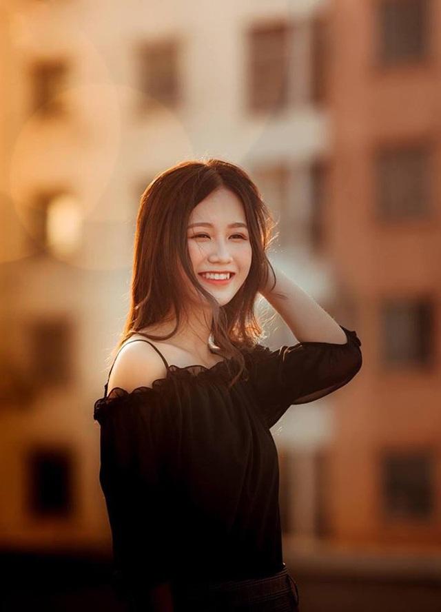 Nữ sinh Nam Định sở hữu nụ cười răng khểnh rất đáng yêu - 9