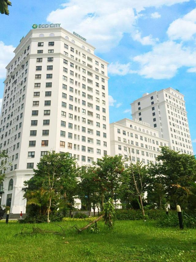 Eco City Việt Hưng đã hoàn thiện, bàn giao và cư dân đã chuyển về ở cùng nhịp sống sôi động của quận Long Biên