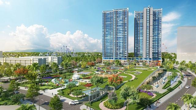 Dự án vàng Quận 7: Eco Green Saigon chính thức nhận đặt chỗ tòa HR2 - 2