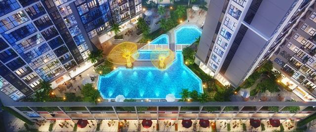Dự án vàng Quận 7: Eco Green Saigon chính thức nhận đặt chỗ tòa HR2 - 3