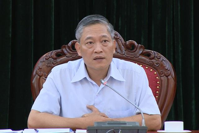 Thứ trưởng Bộ Khoa học và Công nghệ Trần Văn Tùng