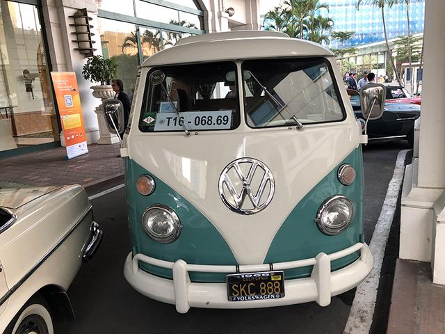 """""""Soi"""" chi tiết những chiếc xe cổ từ Hồng Kông tới Hà Nội - 32"""