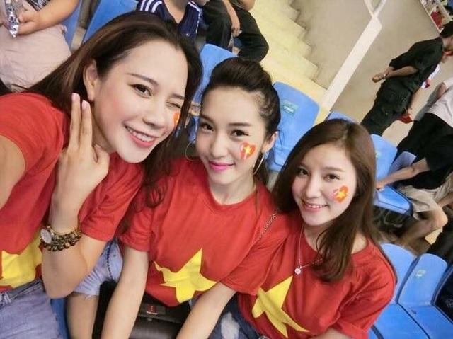 Cổ động viên Việt Nam nằm trong top đẹp nhất AFF Cup 2018 - 2