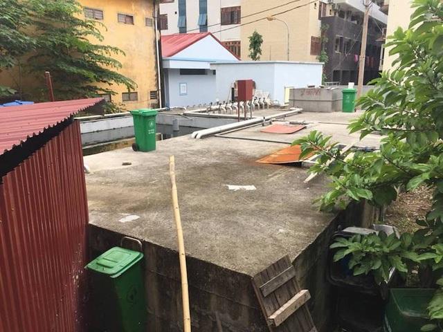 Hệ thống xử lý nước thải của Bệnh viện đa khoa tỉnh Bắc Giang tra tấn người dân suốt một thời gian dài.