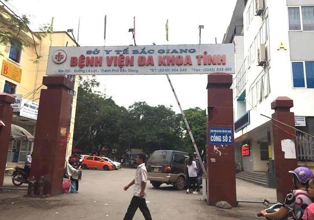 """Hệ thống xử lý chất thải của Bệnh viện đa khoa tỉnh Bắc Giang """"tra tấn"""" người dân đến bao giờ? - 1"""