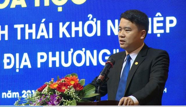 Ông Trần Văn Tân – Phó Chủ tịch UBND tỉnh Quảng Nam.