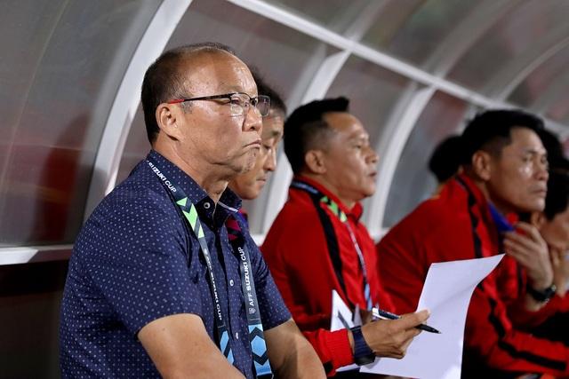 Báo Hàn Quốc đánh giá cao tài năng của HLV Park Hang Seo - Ảnh: Gia Hưng