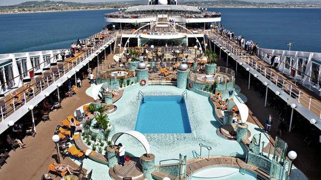 Có gì ở tour vòng quanh thế giới bằng du thuyền trị giá gần 400 triệu đồng? - 4