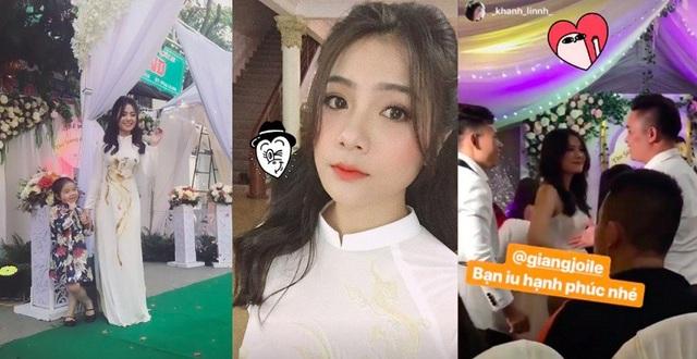 Với vẻ đẹp tươi tắn, trong trẻo của mình, cựu học sinh trường THPT Lý Thái Tổ (Bắc Ninh) được kỳ vọng sẽ là hot girl thế hệ mới.