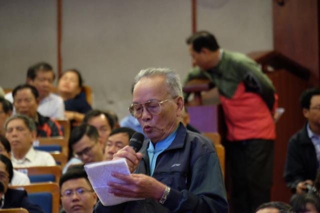Cử tri Đà Nẵng đặt nhiều câu hỏi liên quan đến bán đảo Sơn Trà, vụ án Vũ nhôm...