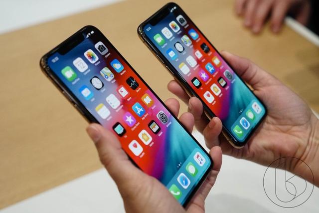 iPhone XS Max được độc giả Dân trí bình chọn là smartphone tốt nhất 2018 - 2