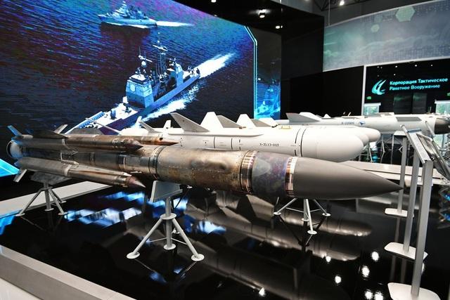 Một biến thể của tên lửa Kh-31 (Ảnh minh họa: Sputnik)