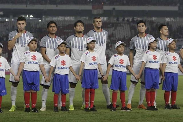 Philippines mất tới 5 trụ cột sau khi kết thúc vòng bảng AFF Cup 2018