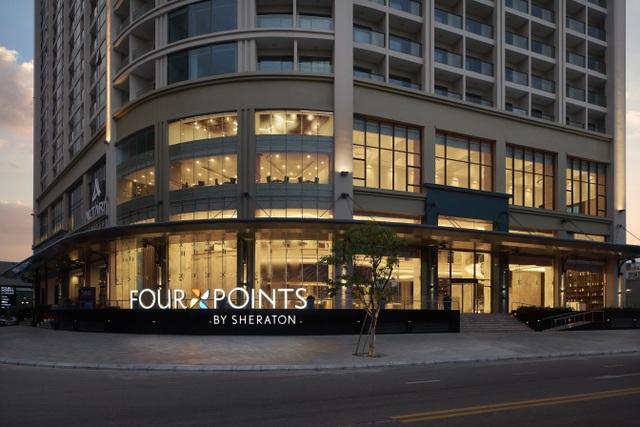 Khách sạn Four Points by Sheraton Đà Nẵng sở hữu các lợi thế mà mọi khách sạn hạng sang đều phải mơ ước
