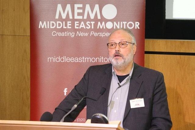 Nhà báo Jamal Khashoggi, người thường xuyên chỉ trích các chính sách của Thái tử Ả Rập Saudi Mohammed bin Salman, đã bị sát hại. Ảnh: Reuters
