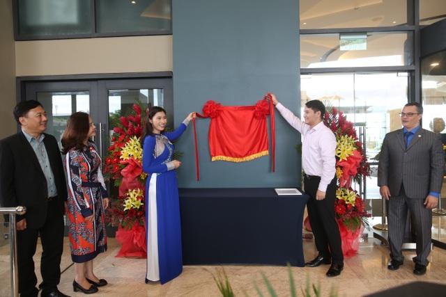 Khách sạn Four Points by Sheraton Đà Nẵng là sản phẩm của sự hợp tác giữa Alphanam và Marriott International