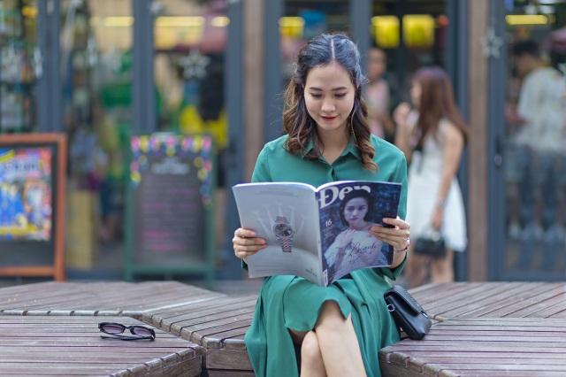 Chị Yến luôn sẵn sàng học hỏi để đạt được sự thành công.