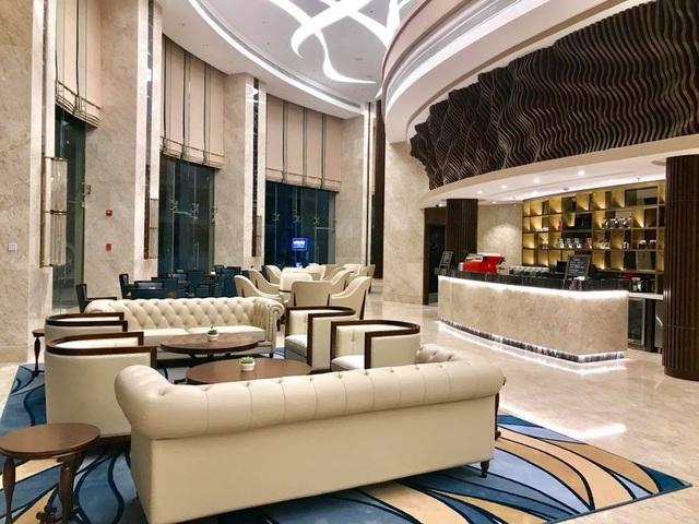 Four Points by Sheraton Đà Nẵng sở hữu những không gian sang trọng, xứng tầm khách hàng thượng lưu