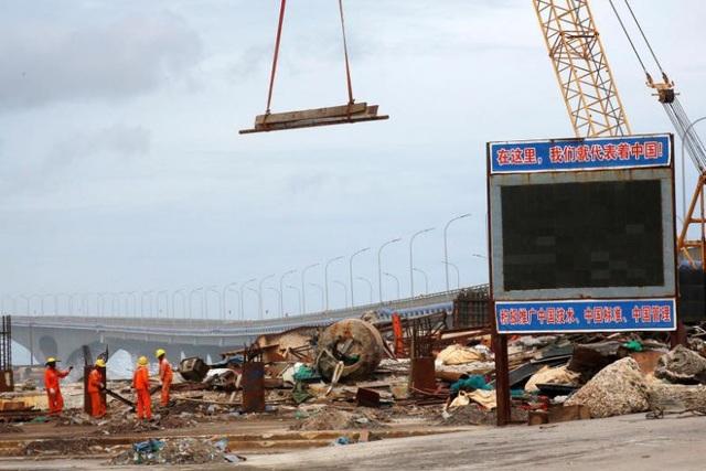 Maldives cho rằng Trung Quốc thổi phồng giá các dự án xây dựng ở quốc đảo này. (Ảnh: Reuters)