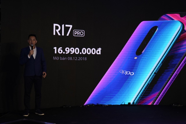 Smartphone cảm biến vân tay trong màn hình của Oppo về Việt Nam, giá 16,9 triệu đồng - 4