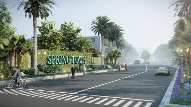 The Spring Town - Không gian sống đẳng cấp đầu tiên tại trung tâm thị trấn Xuân Mai