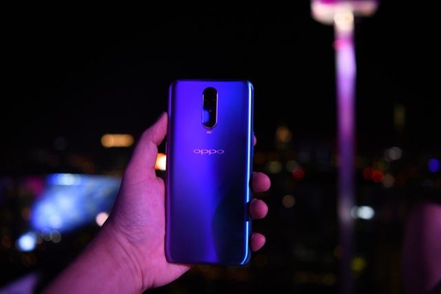 Smartphone cảm biến vân tay trong màn hình của Oppo về Việt Nam, giá 16,9 triệu đồng - 3