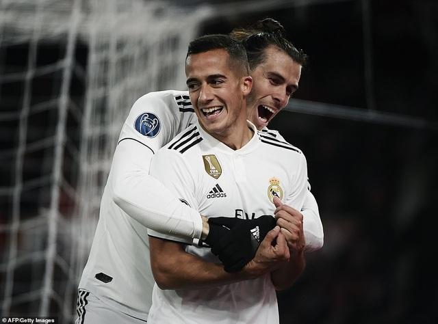 Cầu thủ người Tây Ban Nha luôn tỏa sáng khi được trao cơ hội