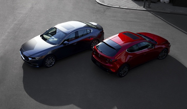 Mazda3 thế hệ thứ 4