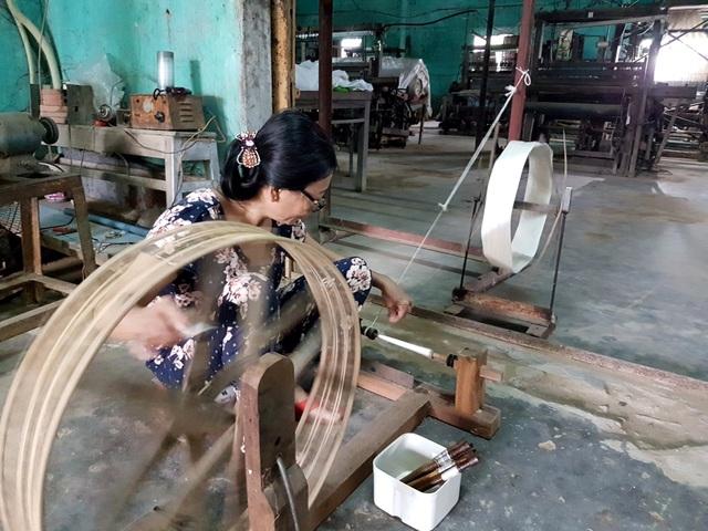 Nghề ươm tơ dệt lụa Mã Châu sẽ khôi phục trong tương lai?
