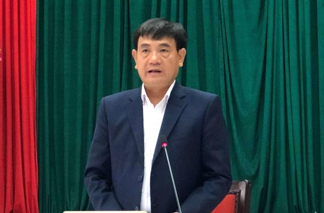 Lãnh đạo TKV trao đổi với báo chí về nhu cầu cấp than cho các nhà máy nhiệt điện.