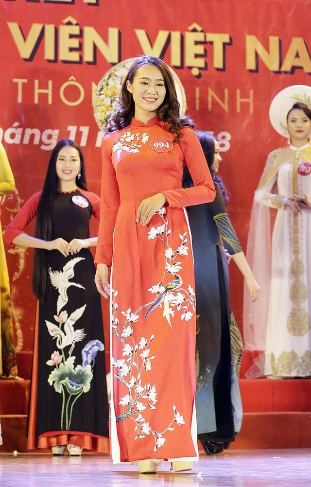 Đinh Quỳnh Trang – Học viện Thanh thiếu niên Việt Nam