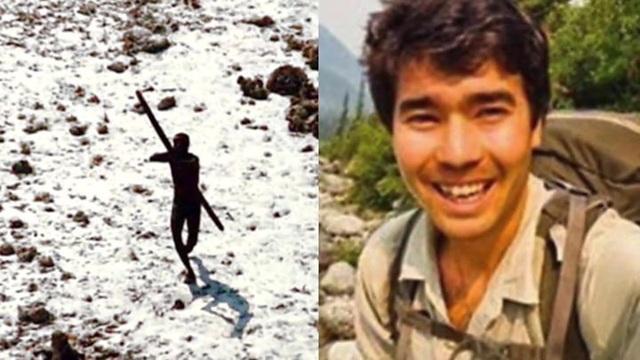 Du khách Mỹ John Allen Chau bị thổ dân trên đảo North Sentinel, Ấn Độ giết chết gần đây (Ảnh: BBC)