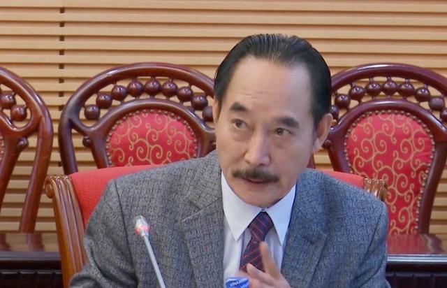Ông Nguyễn Như Phát – nguyên Viện trưởng Viện Nhà nước và Pháp luật.