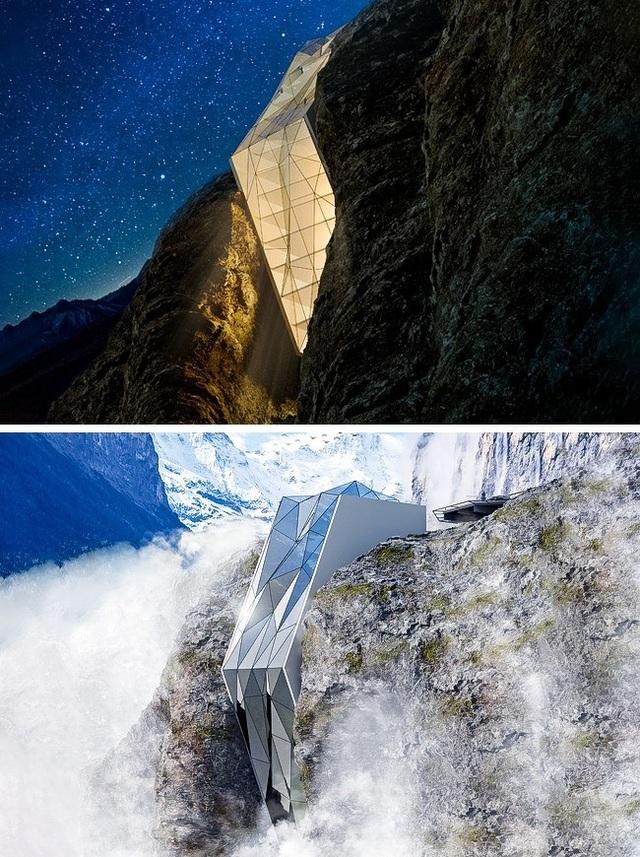 Những kiến trúc thổi bay tâm trí vì quá đẹp - 2