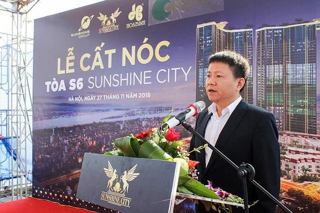 """""""Nhà ở hạng sang tốt nhất Việt Nam"""" Sunshine City chính thức cất nóc tòa đầu tiên - 2"""