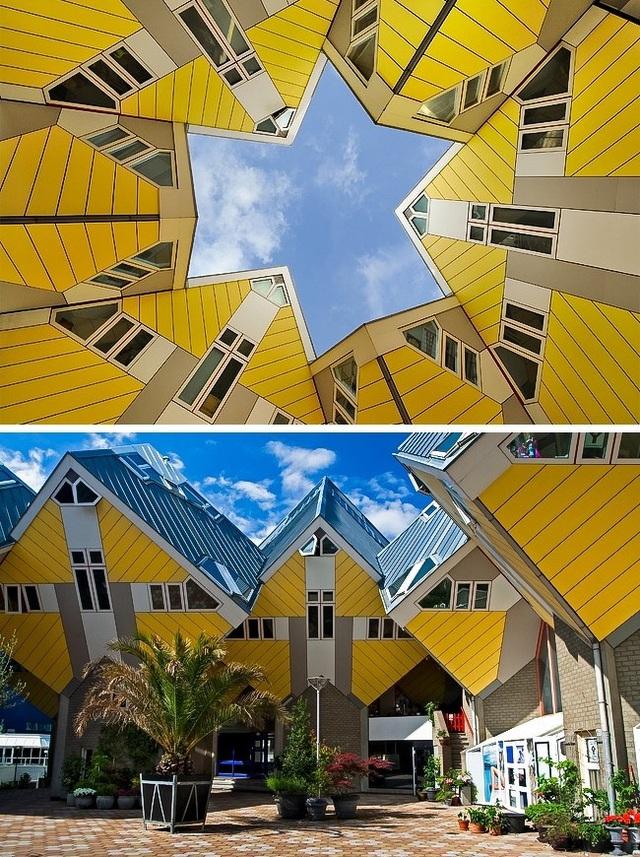 Những kiến trúc thổi bay tâm trí vì quá đẹp - 4