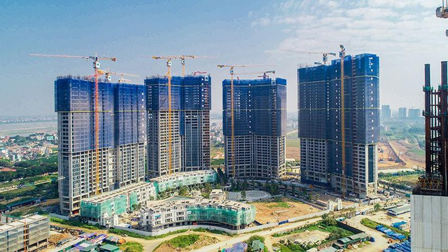 """""""Nhà ở hạng sang tốt nhất Việt Nam"""" Sunshine City chính thức cất nóc tòa đầu tiên - 4"""