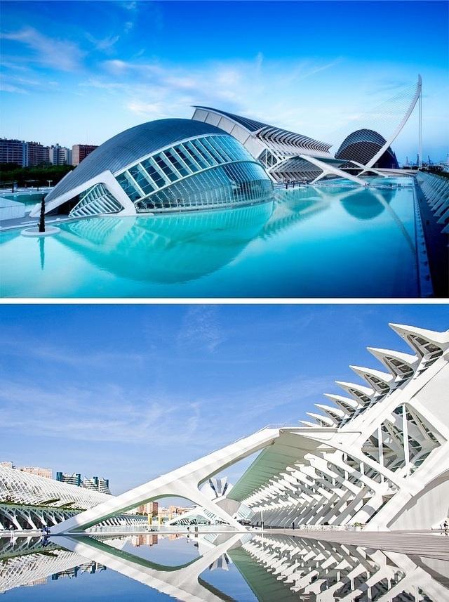 Những kiến trúc thổi bay tâm trí vì quá đẹp - 6
