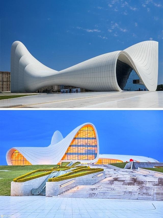Những kiến trúc thổi bay tâm trí vì quá đẹp - 7
