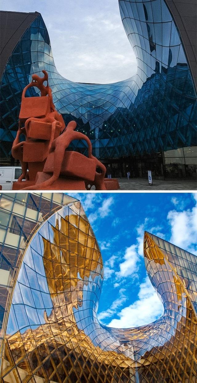 Những kiến trúc thổi bay tâm trí vì quá đẹp - 8