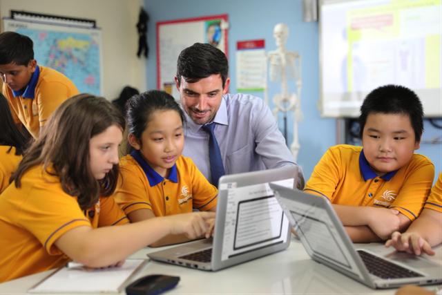 Trường Quốc tế Renaissance trở thành thành viên Liên đoàn các trường Quốc tế Anh Quốc tại châu Á - 1