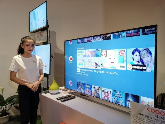 Thêm thương hiệu TV mới gia nhập thị trường Việt - 2
