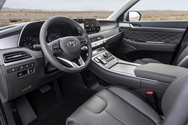 Hyundai Palisade sẵn sàng cho cuộc chiến với Toyota Highlander và Ford Explorer - 15