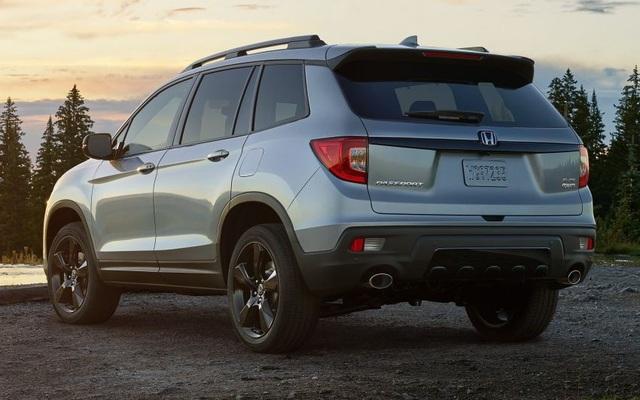 Honda Passport lách khe hẹp trên thị trường SUV - 14