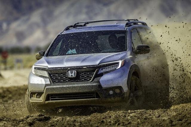 Honda Passport lách khe hẹp trên thị trường SUV - 5