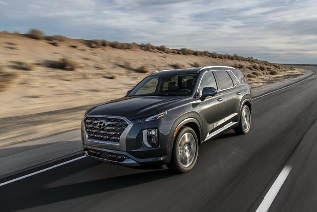 Hyundai Palisade sẵn sàng cho cuộc chiến với Toyota Highlander và Ford Explorer - 7