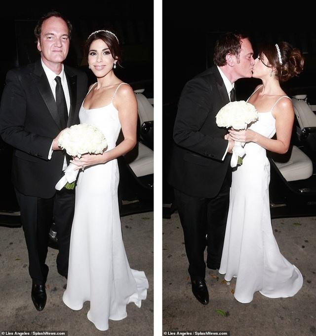Đạo diễn quái kiệt Quentin Tarantino (55 tuổi) đã vừa kết hôn lần đầu trong đời với nữ ca sĩ Daniella Pick (35 tuổi) tại Los Angeles (Mỹ).