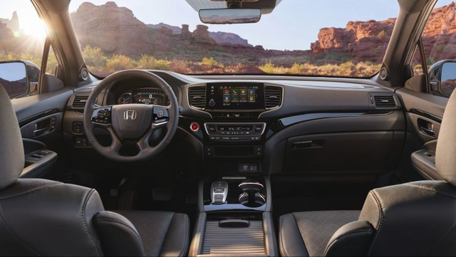 Honda Passport lách khe hẹp trên thị trường SUV - 3